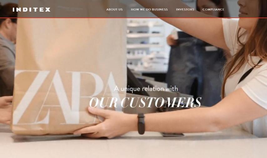 Zara的母公司有史以来第一次出现亏损她带走,但库存水平下降了10%