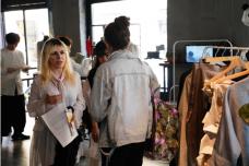 AJ-NAMO出征米兰对话欧式经典设计 演绎民族品牌时尚潮流