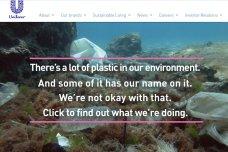 """联合利华公布""""减塑""""新承诺:到2025年集团对新塑料的使用量将减少35万公吨"""