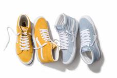 Vans 释出Sk8-Hi系列新配色,重塑经典鞋款