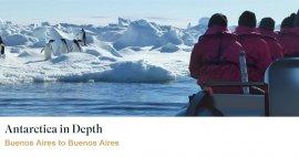 南极北极豪华邮轮火爆非常告诫她,随之而来的环保问题不容忽视
