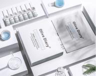 橄榄日记OLIVE DIARY美容护肤助你解决肌肤问题,焕发精致美感
