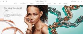 """Tiffany最新季报众人迎:中国大陆销售额同比增长超70%;品牌官网""""流量势头不断增长"""""""