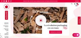 法国天然美容品牌 Akane推出100%可生物降解的面霜包装罐