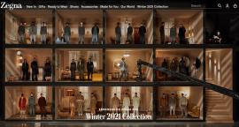 Zegna 为1月米兰男装周开场,诠释疫情后男装新时代