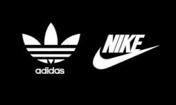 4月,Adidas 和 Nike 在中国电商平台的销售额大幅下滑